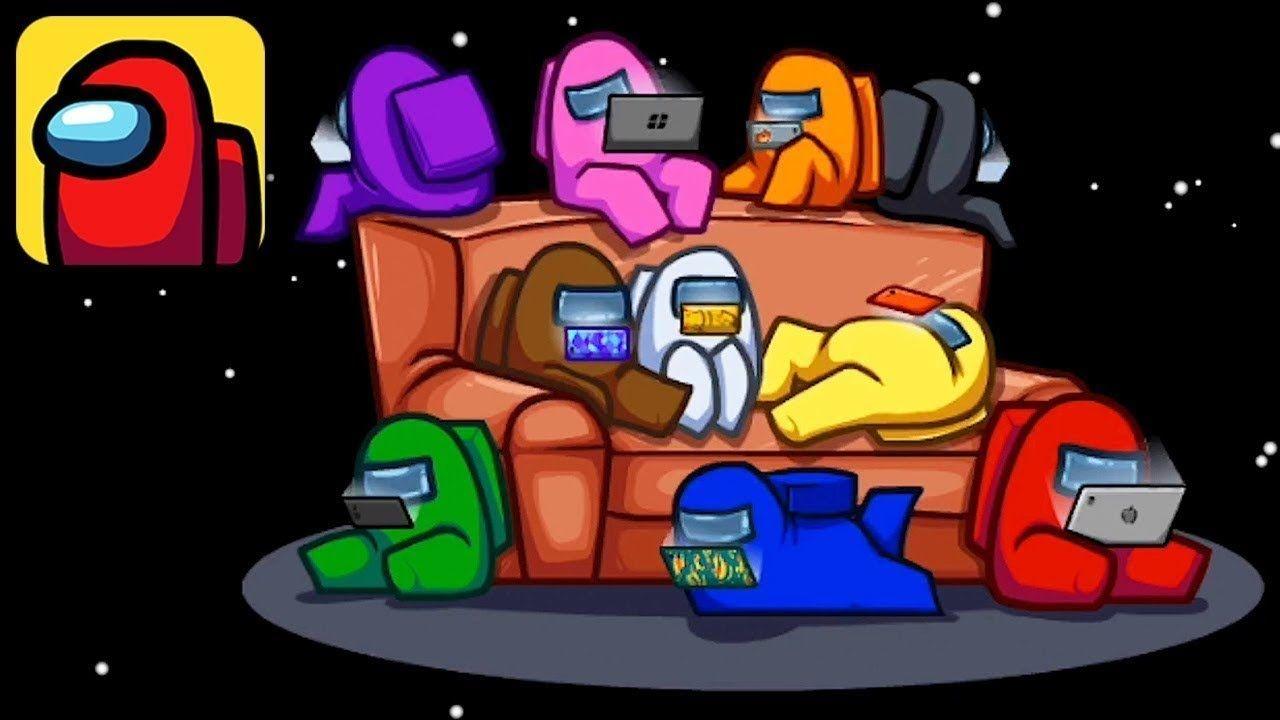 Among Us Game Wallpapers on WallpaperDog 1280x720