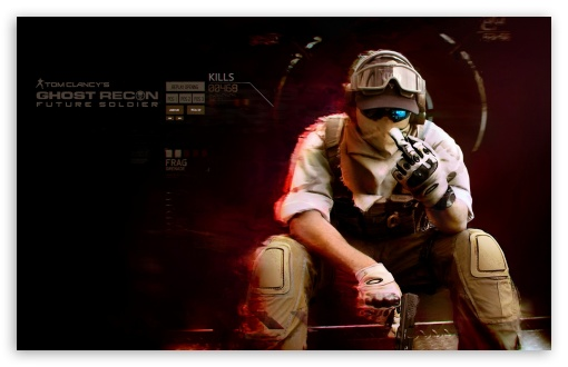 Ghost Recon Future Soldier HD wallpaper for Standard 43 54 510x330