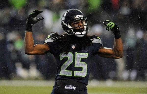 Richard Sherman   Photo Picture Image and Wallpaper Download 600x384