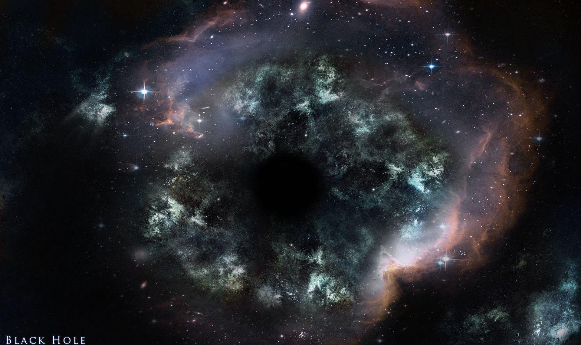Black Hole Backgrounds 1920x1140