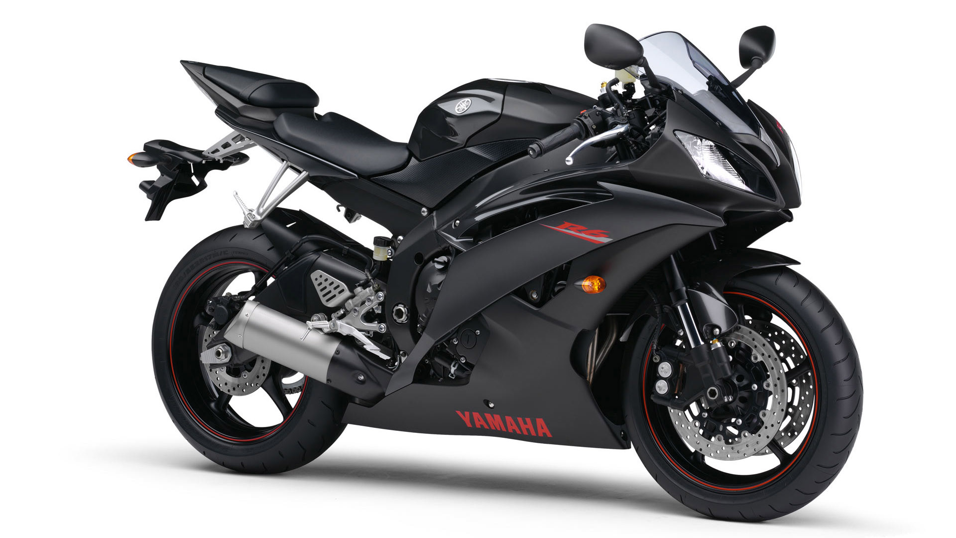 Yamaha R6 Black Wallpapers HD Wallpapers 1920x1080