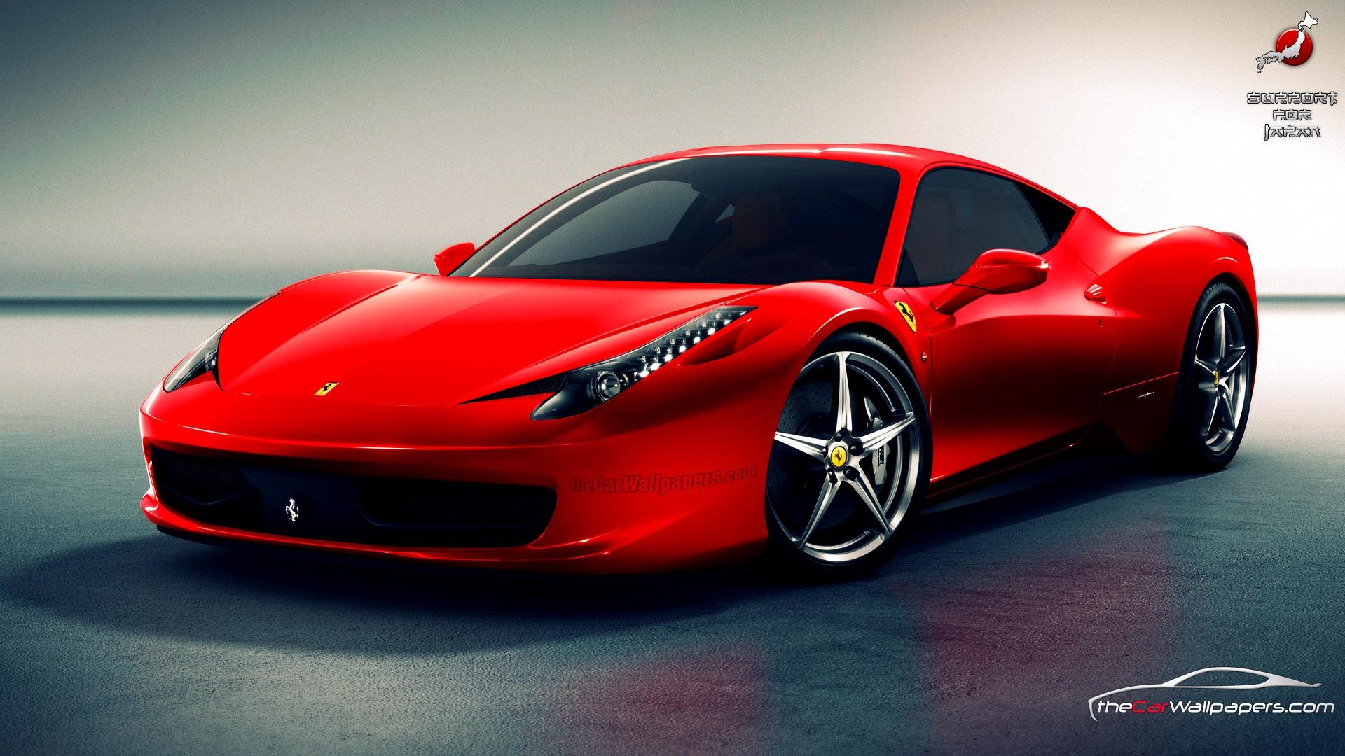 Черный спортивный автомобиль Ferrari Enzo  № 2892529  скачать