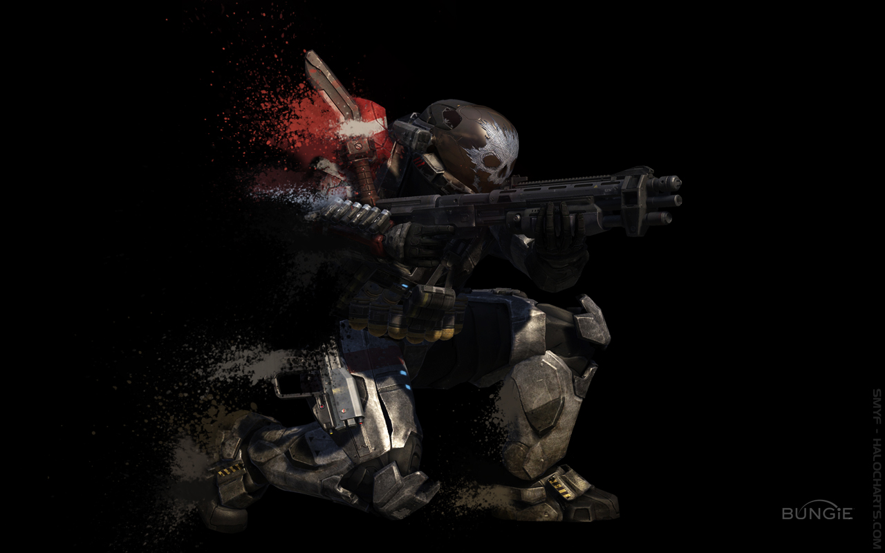 SPARTANB312 better known as Noble Six was a SPARTANIII commando of the UNSC Naval Special Warfare Command attached to Special Warfare Group Three B312 served