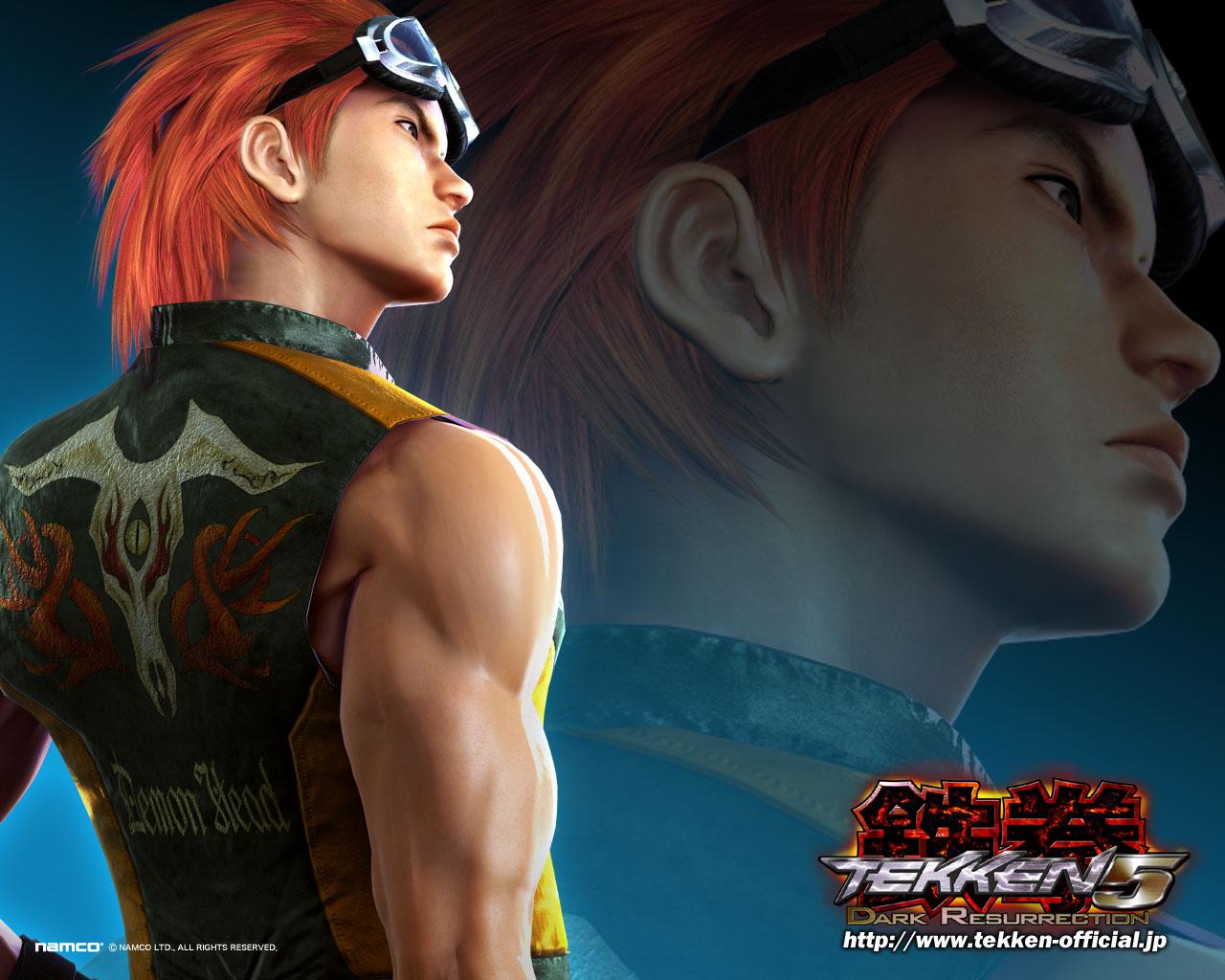 Tekken 5 Wallpapers de Tekken 5 Fondos de escritorio de Tekken 5 1280x1024