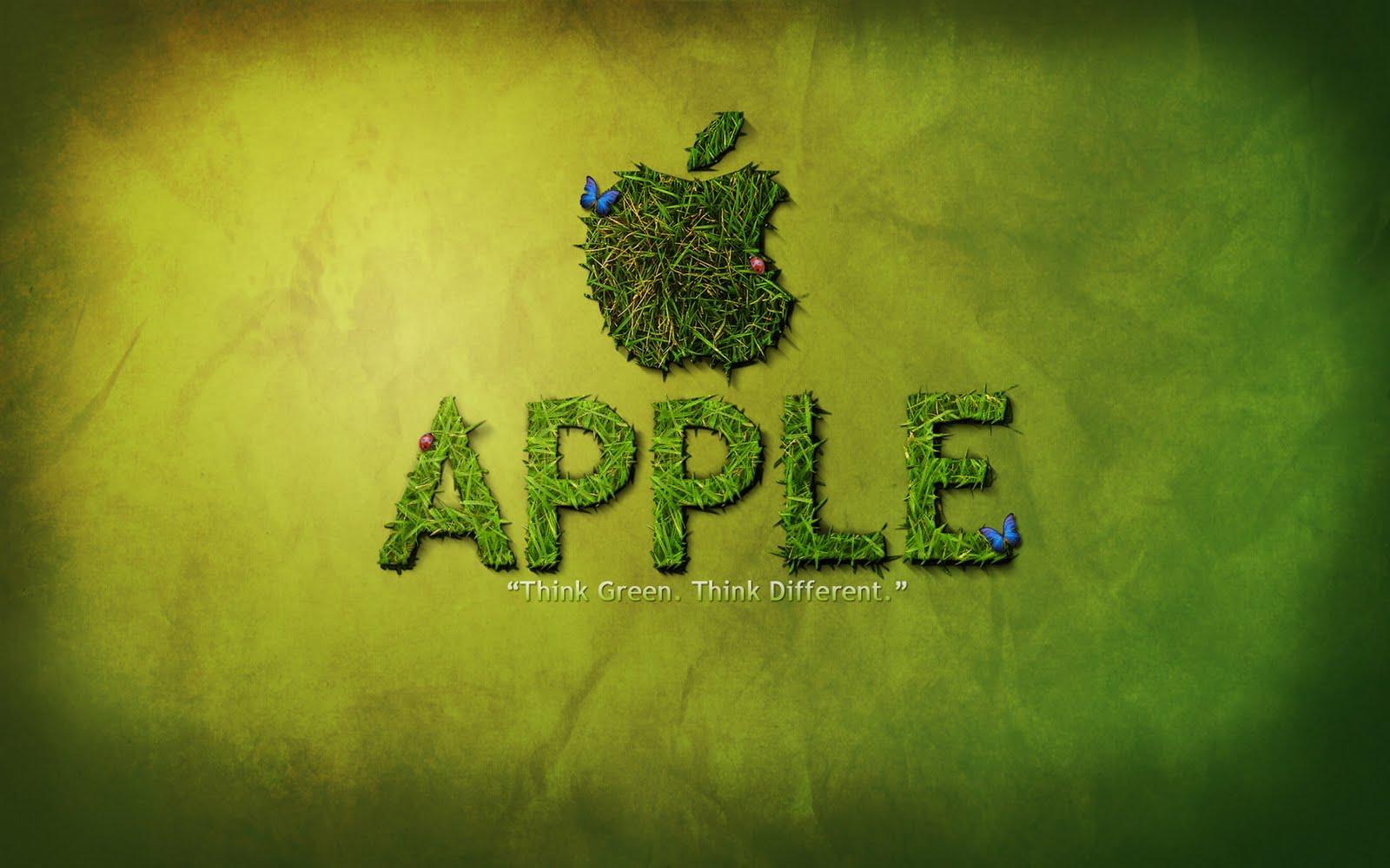 New Apple Wallpaper HD 1600x1000