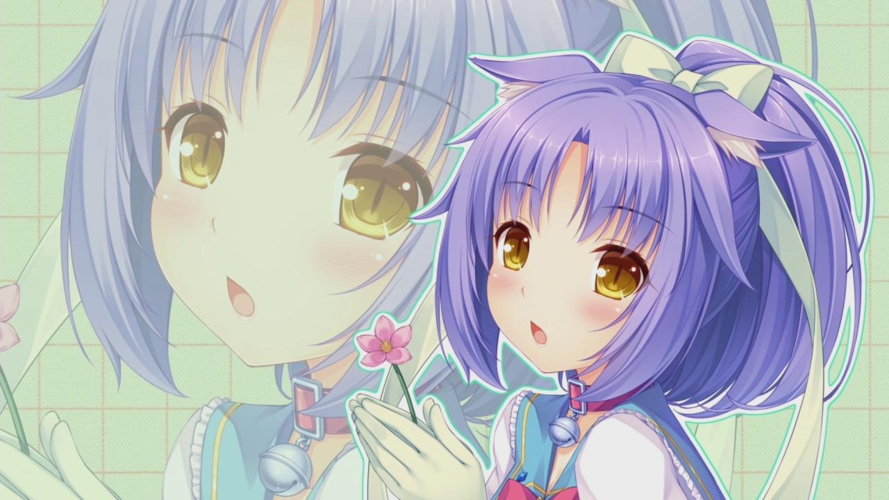 Anime Sayori Neko Works Studio Neko Para Cinnamon Neko Para 1280x720