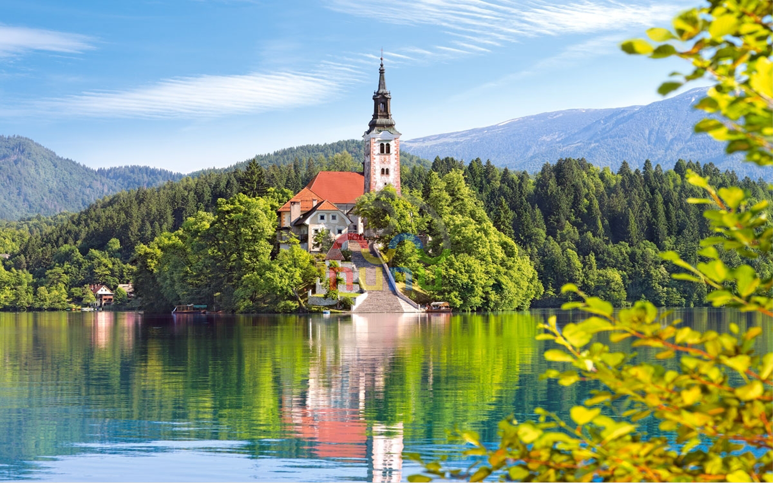 Nature Lake Bled Desktop Background Image Wallpapers13com 2560x1600