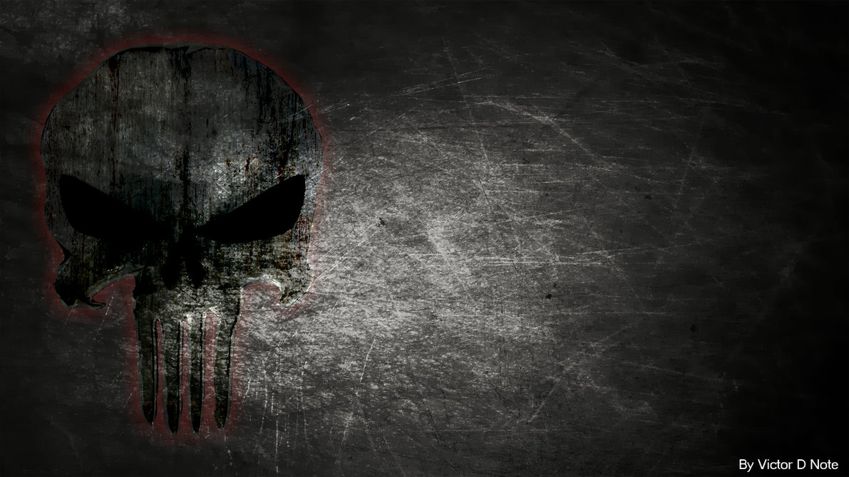 The Punisher Wallpaper by VihKun 1191x670
