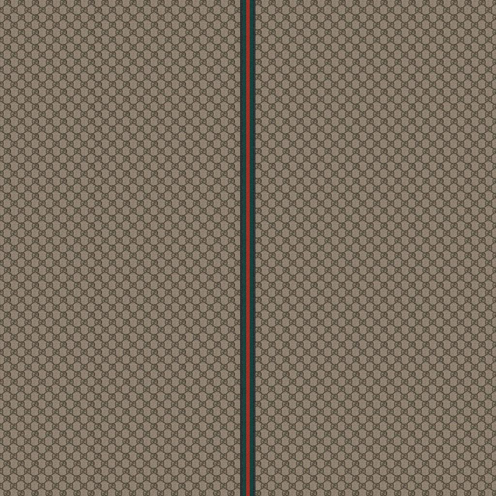 Backgrounds   Gucci Pattern Fabric Beige Brown   Download iPadiPad2 1024x1024