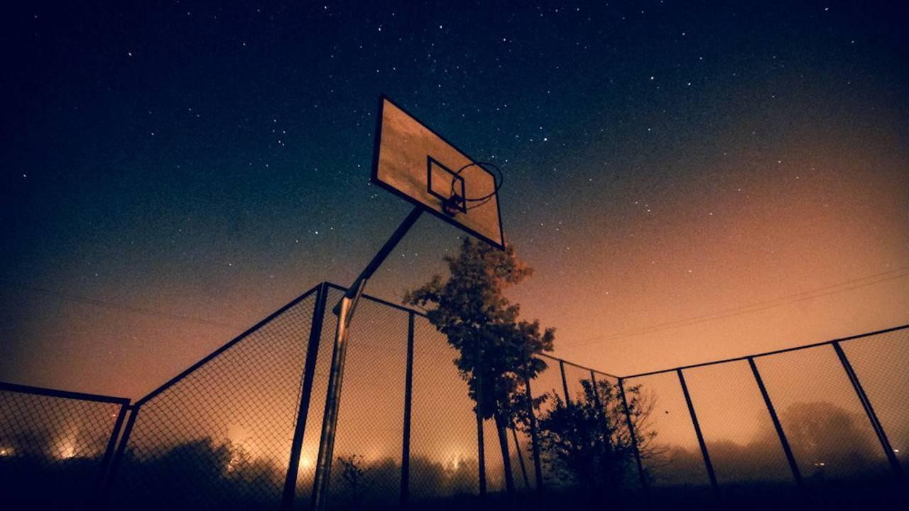 баскетбол улица солнце  № 2896421 загрузить