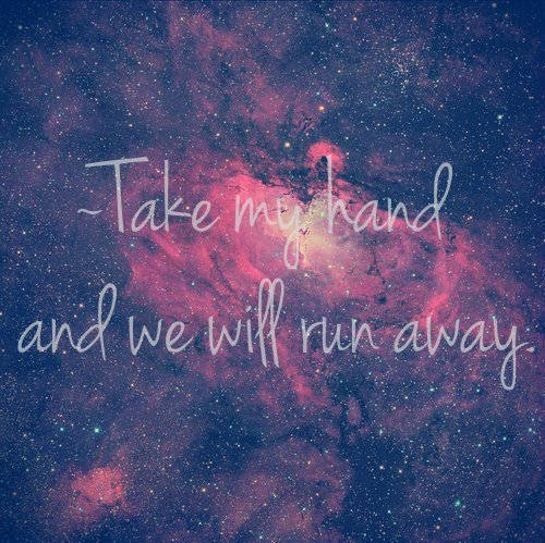 galaxy quotes tumblr