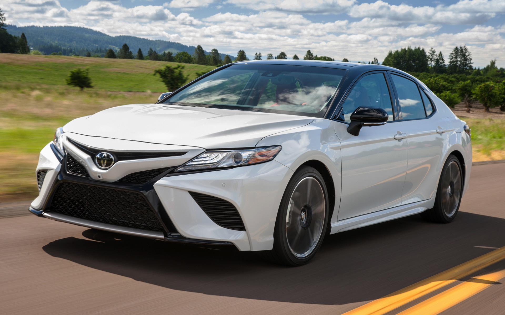 2018 Toyota Camry XSE   Wallpapers and HD Images Car Pixel 1920x1200