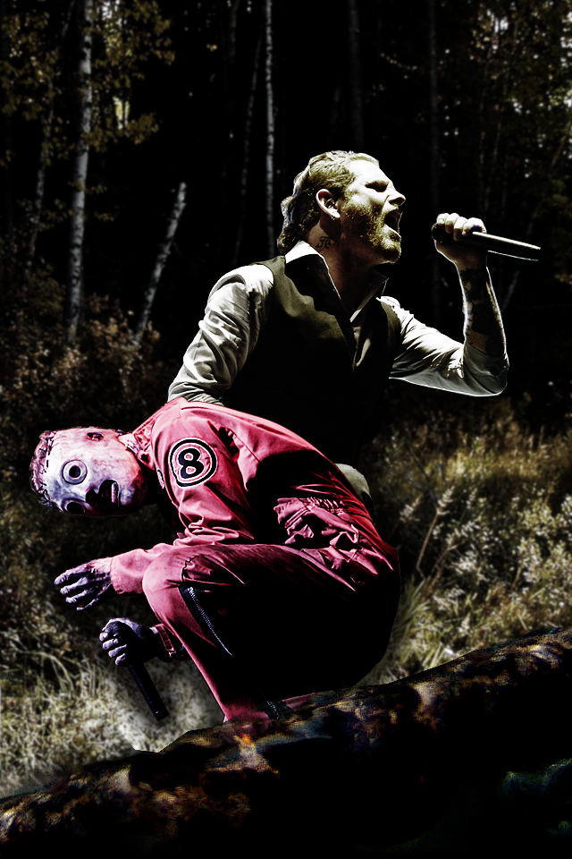 Corey Taylor Phone Wallpaper by Damio D on deviantART 640x960