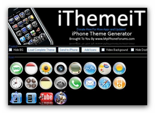 create iphone icons create beautiful wallpapers create themes for 518x379