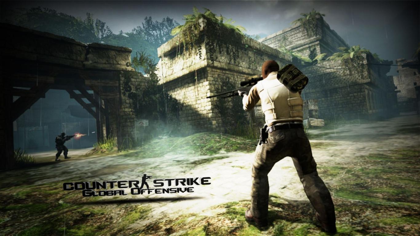 Games Counter Strike Global Offensive desktop wallpaper nr 60449 1366x768