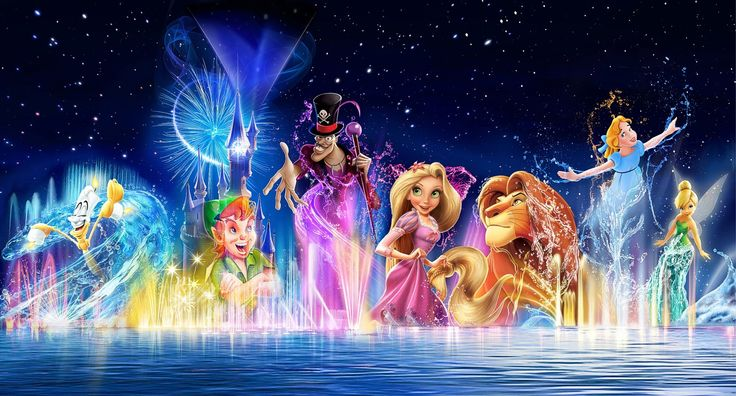 Disney Computer Backgrounds Magical Secrets of Youth Pinterest 736x396