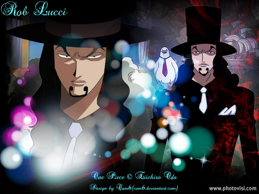One Piece Wallpaper Rob Lucci by cam6 1024x768