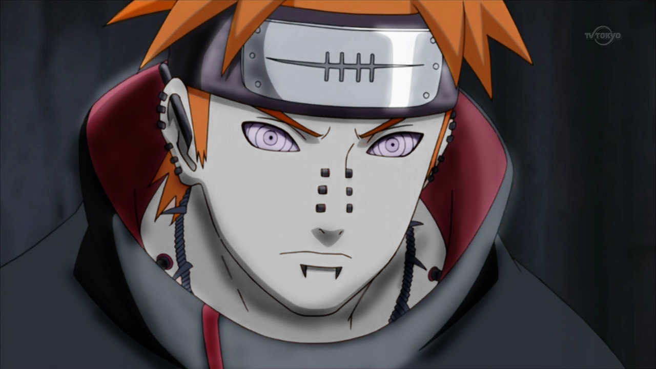 Naruto Shippuuden 133 Pain by vHlam 1280x720