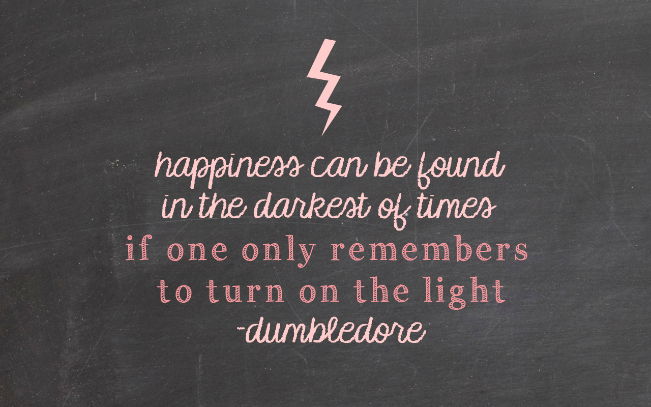 Harry Potter Quotes Wallpaper QuotesGram 1280x800