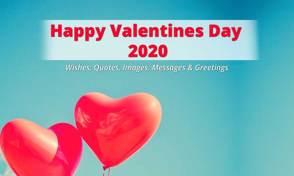 Happy Valentines Day 2020 Wishes Quotes Images Messages 1024x614