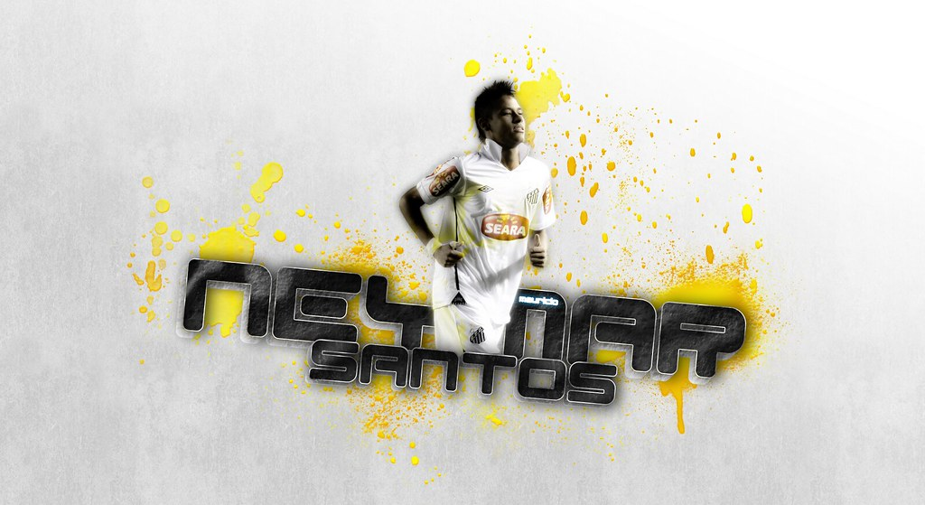 Wallpaper Neymar da silva junior santos 1920x1080 Polliana 1024x559