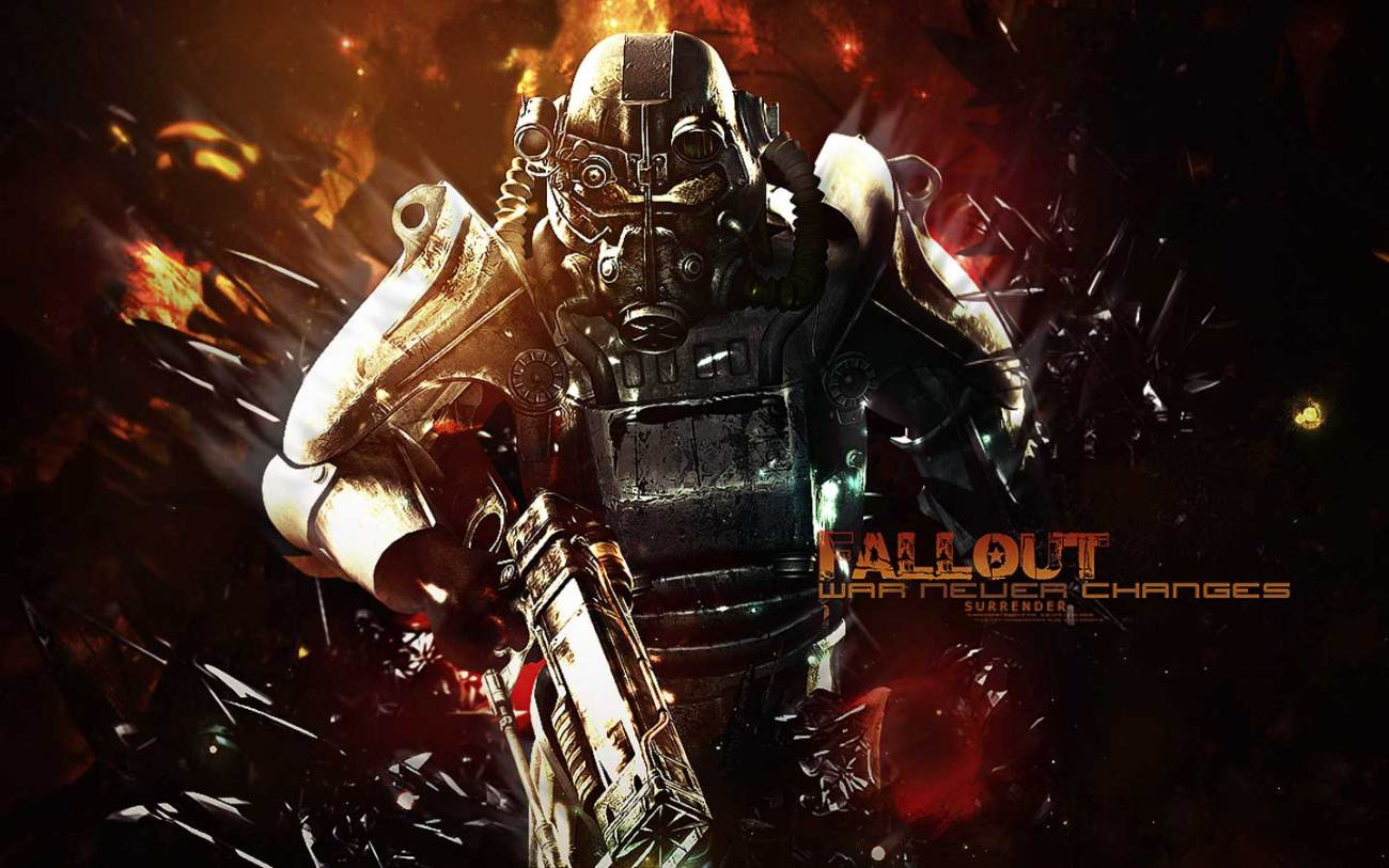 Cool Fallout 3 Wallpaper Game Photos HD To Let You 1300x813