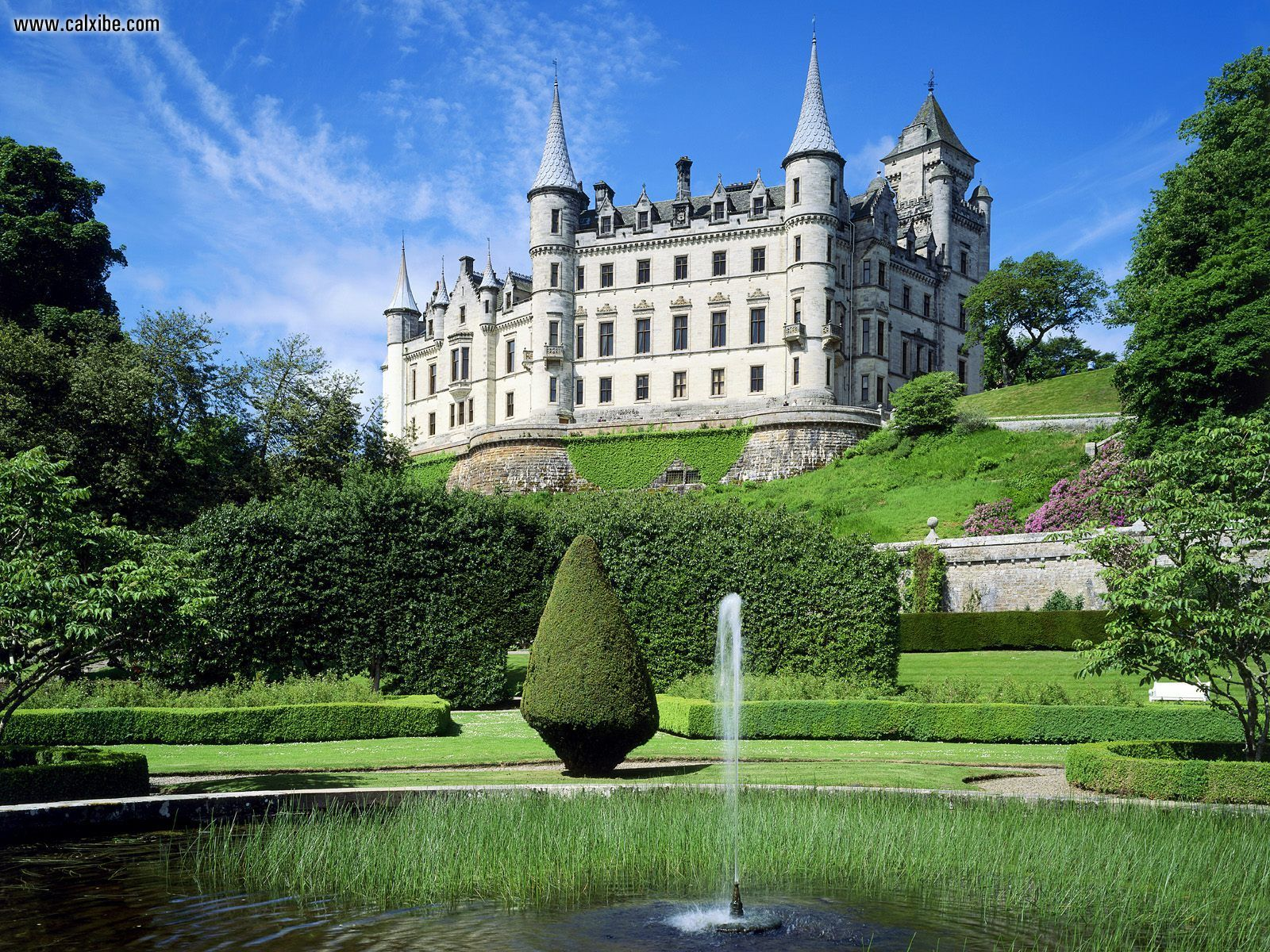 tags castle 129 pics dunrobin castle is a stately home in sutherland 1600x1200