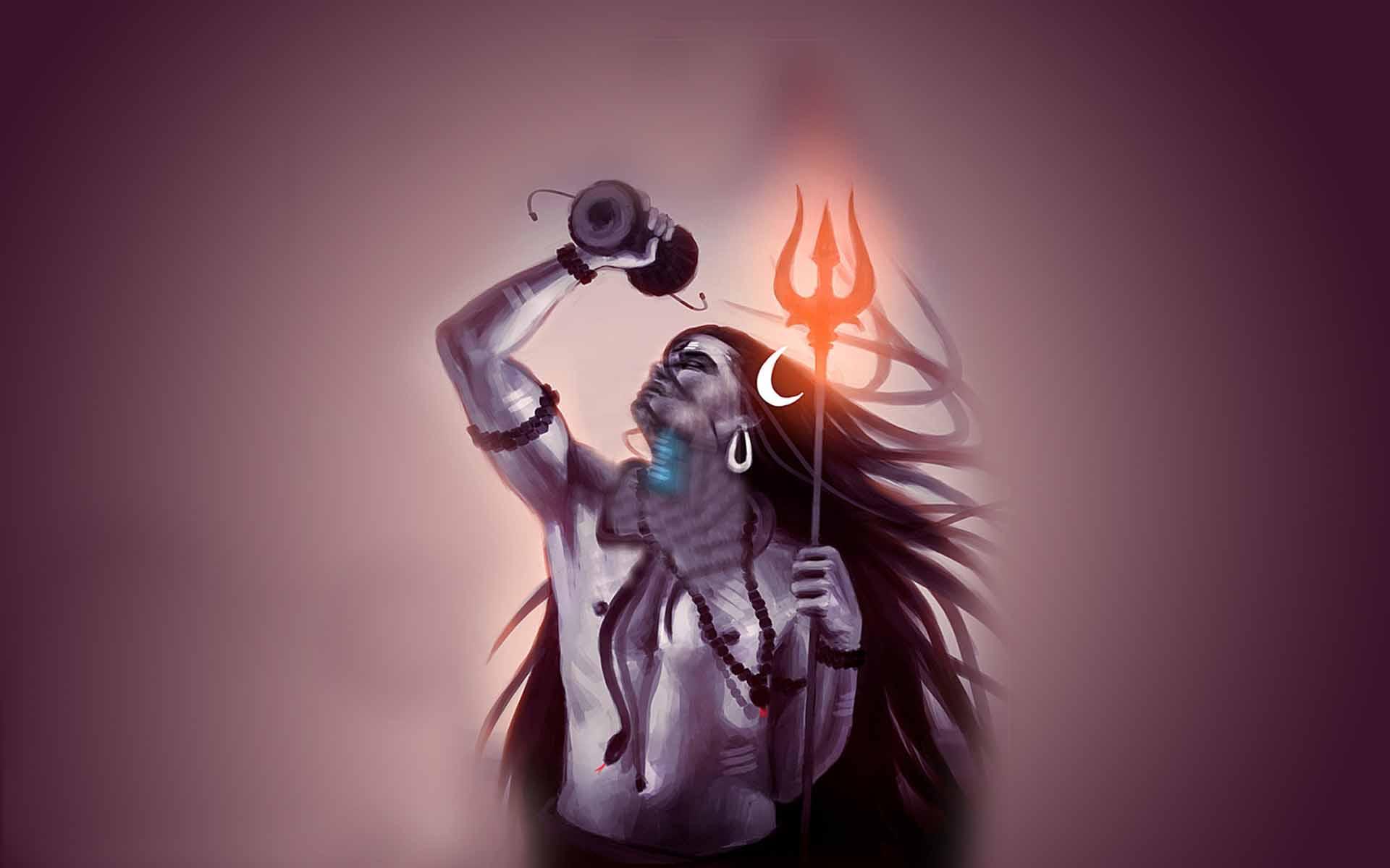 <b>Angry Lord Shiva</b> Tandav Wallpapers Hd