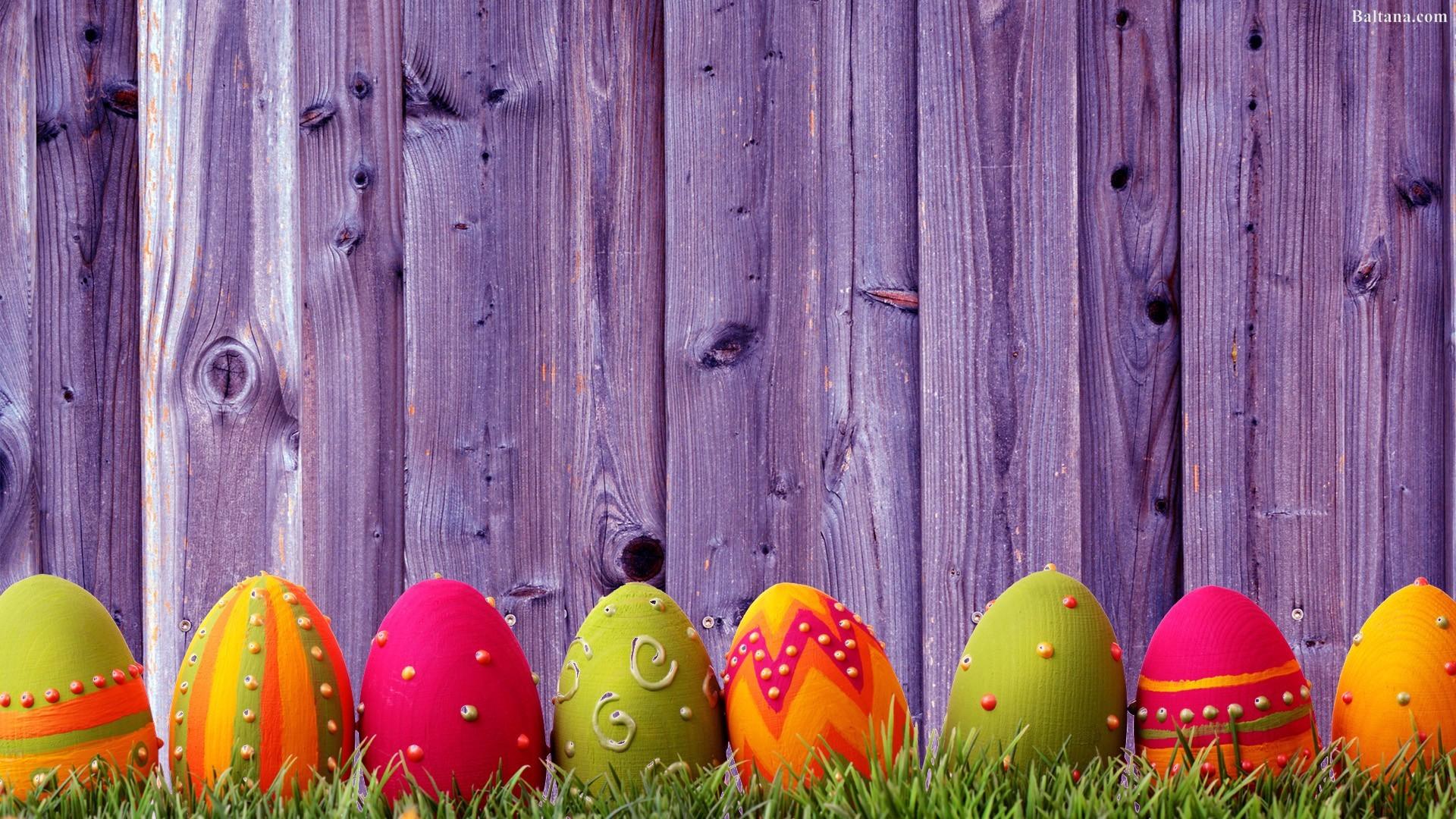 Easter Eggs HD Desktop Wallpaper 29714   Baltana 1920x1080