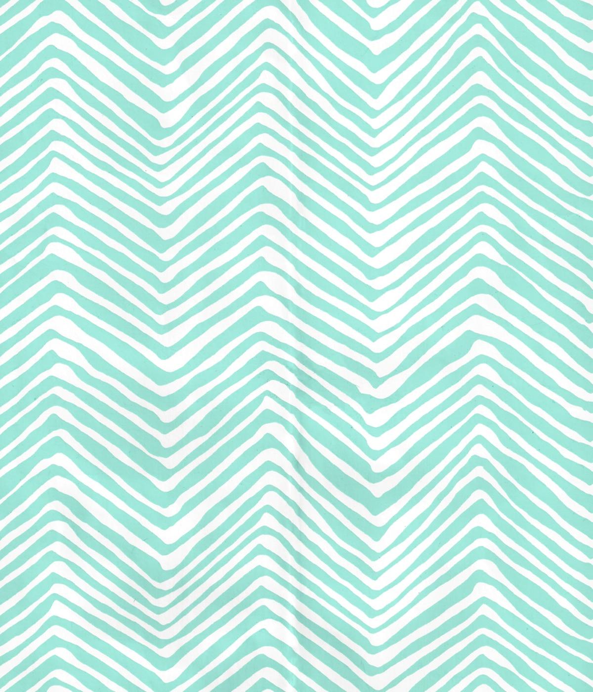 Quadrille Petite Zig Zag Wallpaper 1000x1167
