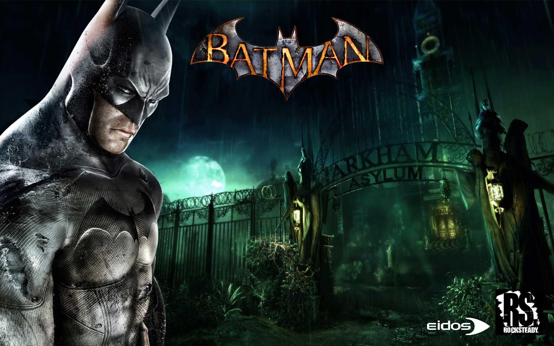 Batman Arkham Asylum Wallpapers 1920x1200