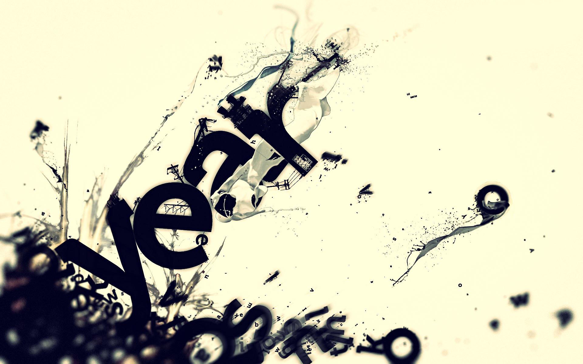 typography design tutorial creative art watercolor hd wallpaper 1920x1200