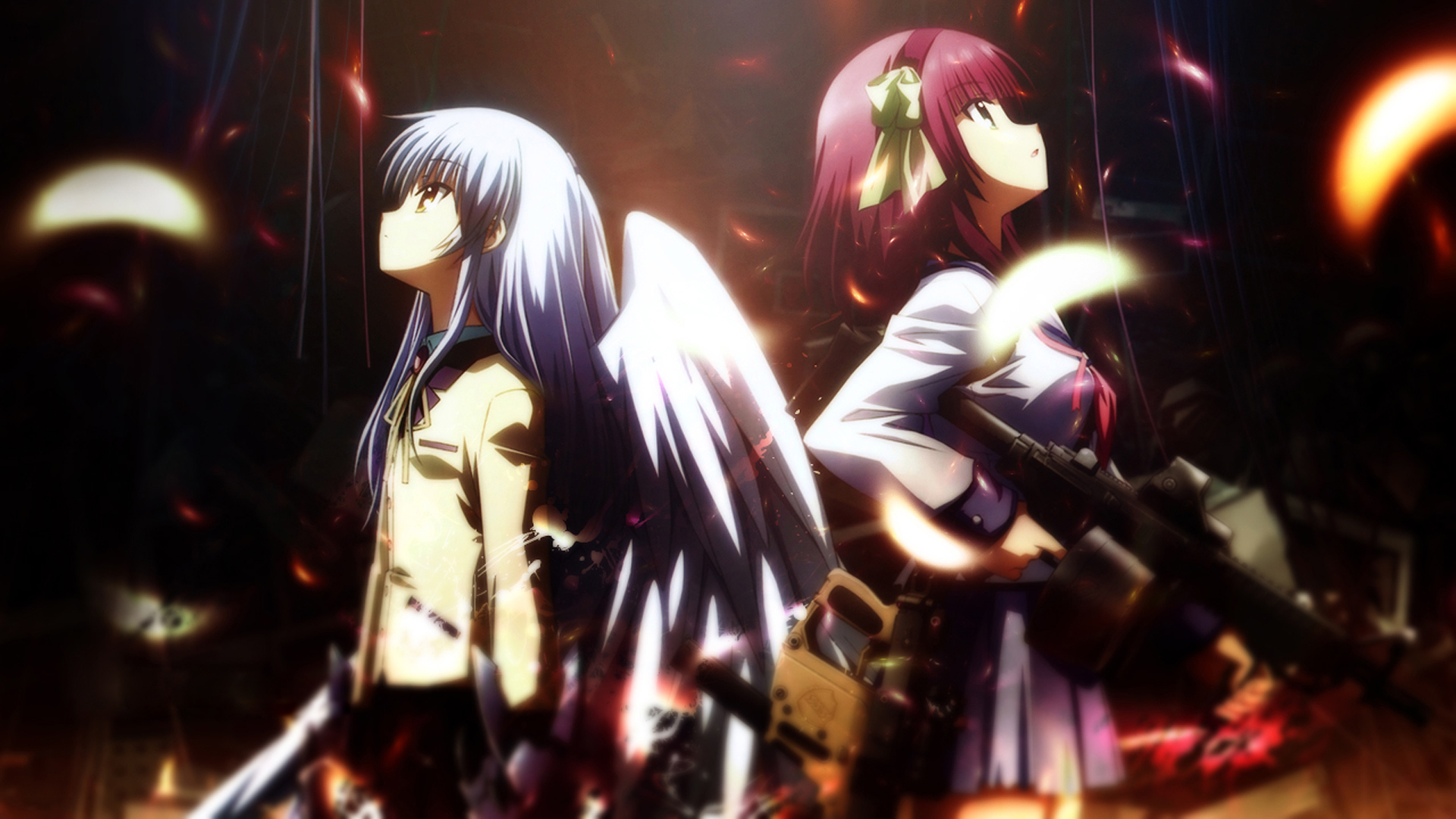Angel Beats Anime Wallpaper Site 1920x1080
