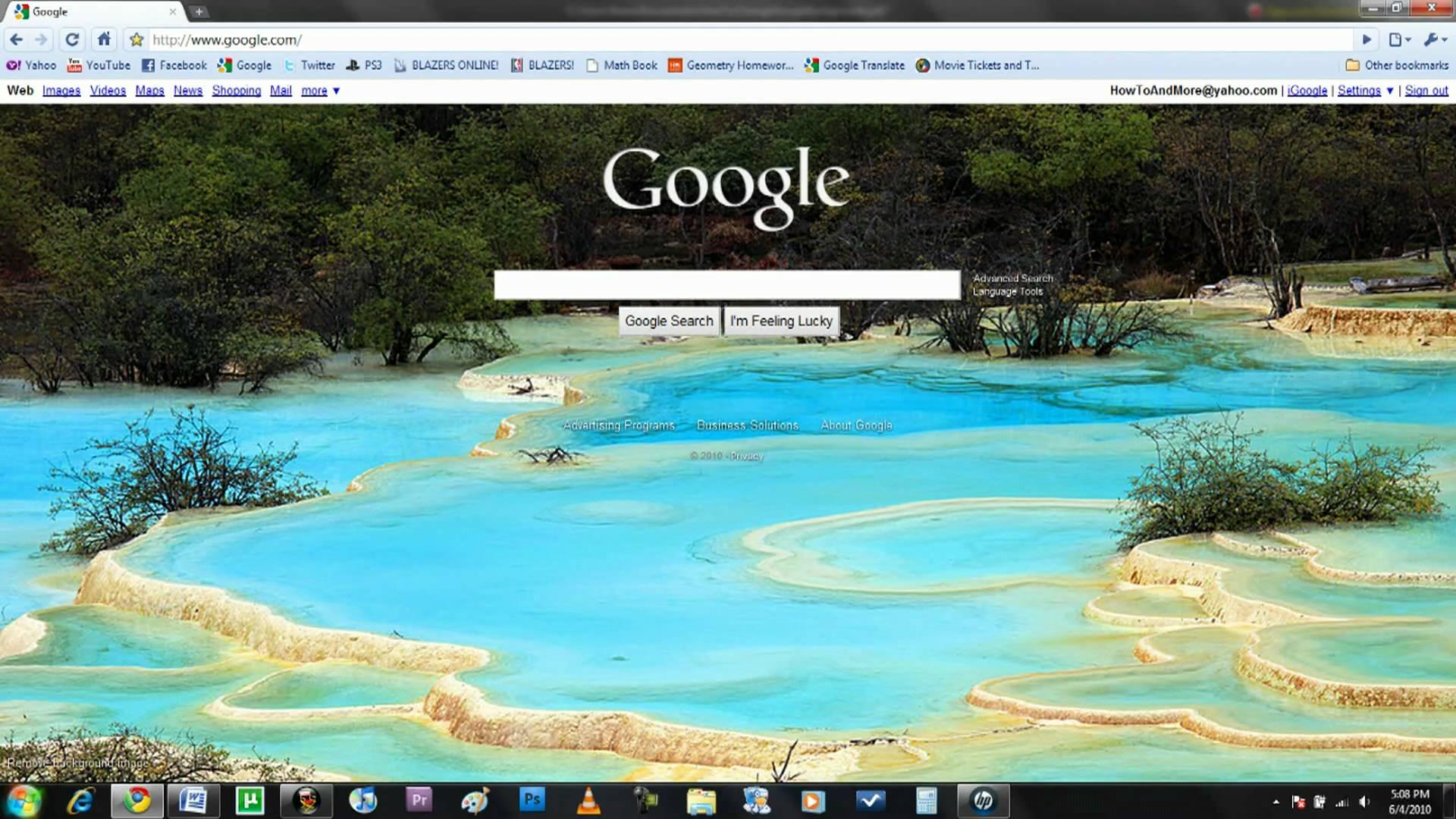 How to Change Google Wallpaper - WallpaperSafari