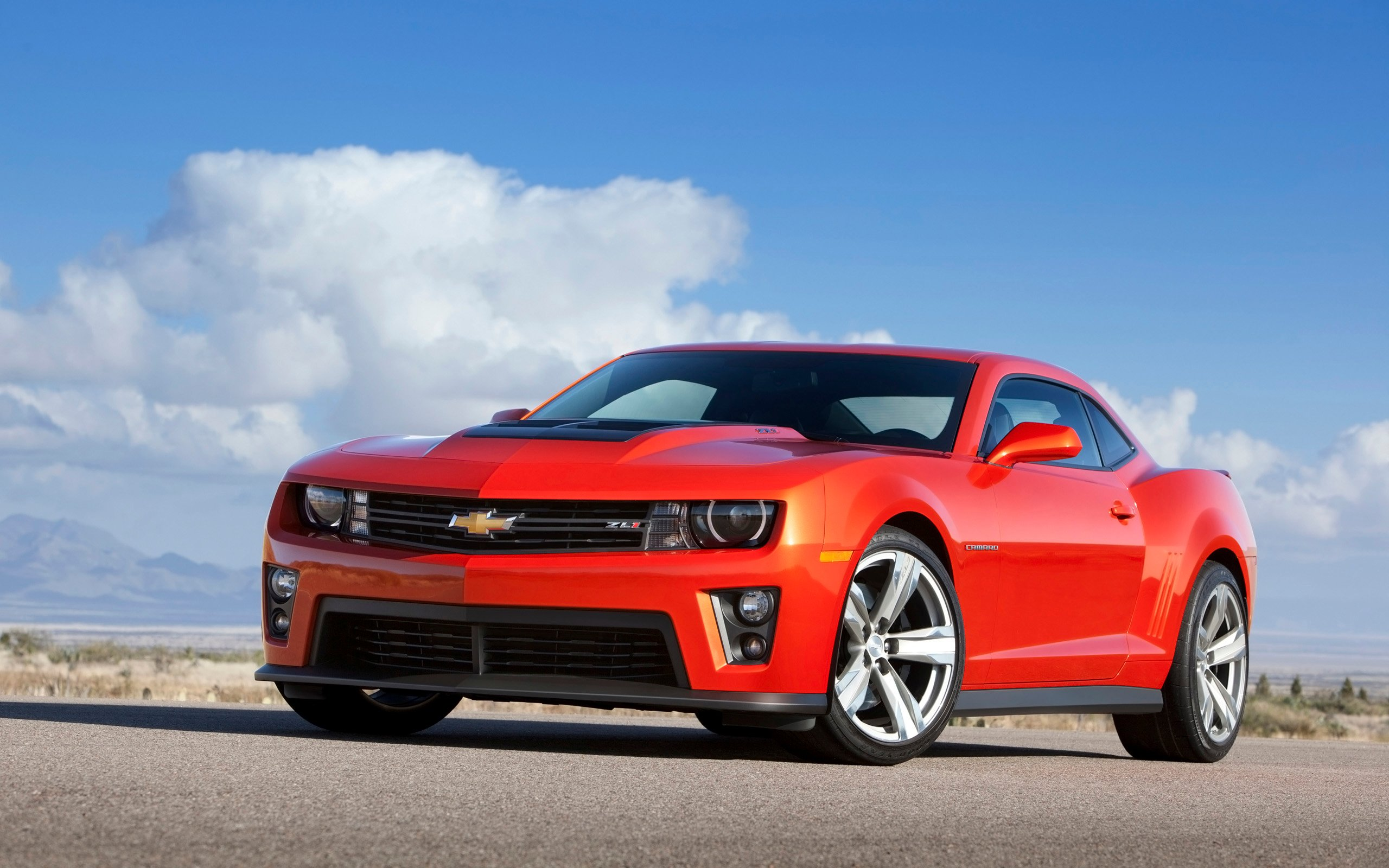 2014 Chevrolet Camaro ZL1 Coupe Wallpaper HD Car Wallpapers 2560x1600