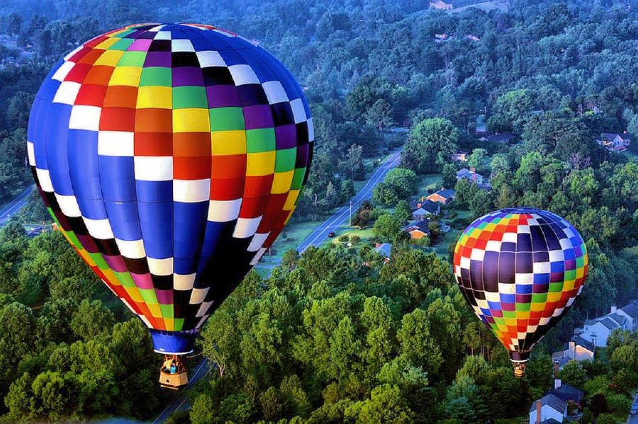 Free Download Hot Air Balloon Wallpapers Full Desktop Backgrounds