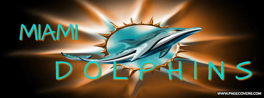 Miami dolphins logo wallpaper wallpapersafari 850x315 miami dolphins logo wallpaper weddingdressin voltagebd