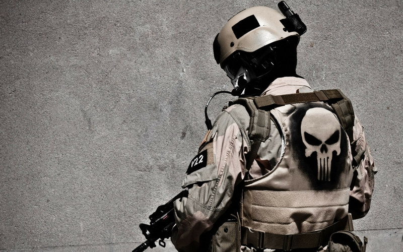 military the punisher navy seals tactical 1920x1200 wallpaper Aircraft ...