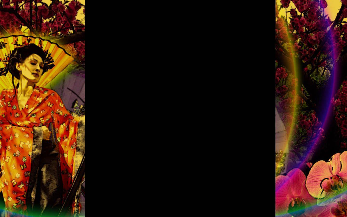 Trippy Twitter Backgrounds 1440x900