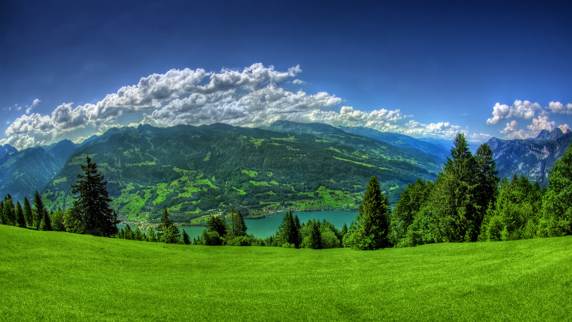 More Beautiful Nature HD Wallpaper FLgrx Graphics 1920x1080