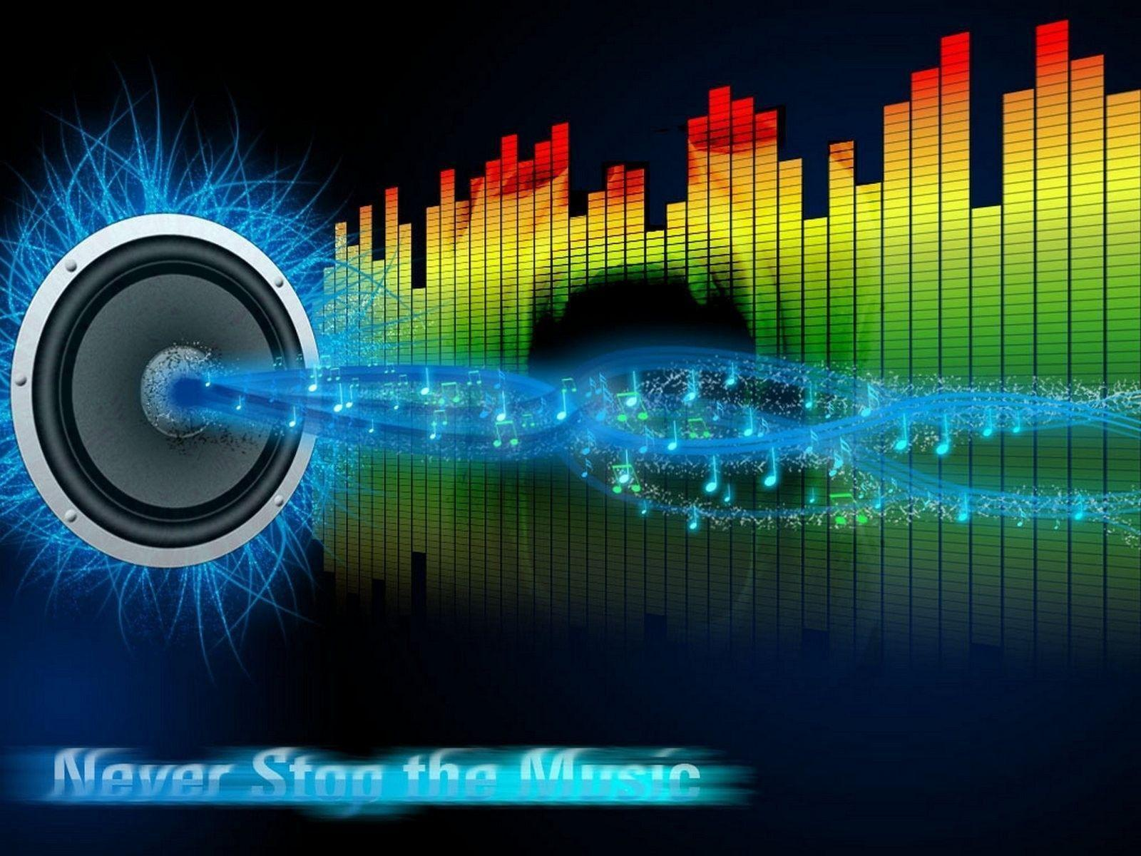 Awesome Music Backgrounds 1600x1200