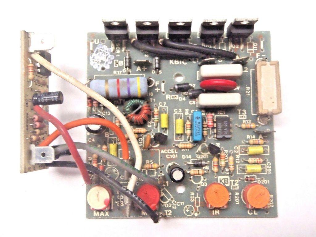 KB Electronics KBIC L Variable Speed DC Motor Controls Circuit Boar 1024x768