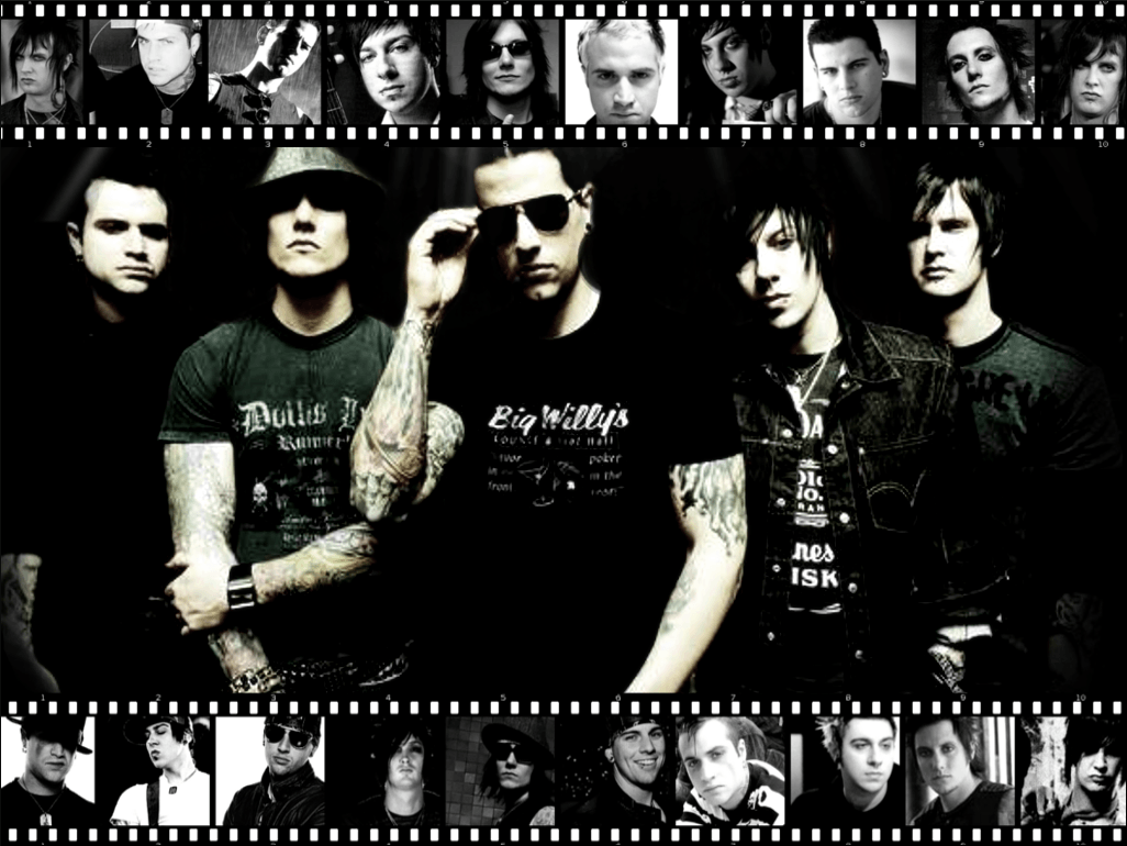 Avenged Sevenfold 2016 Wallpapers 1026x770