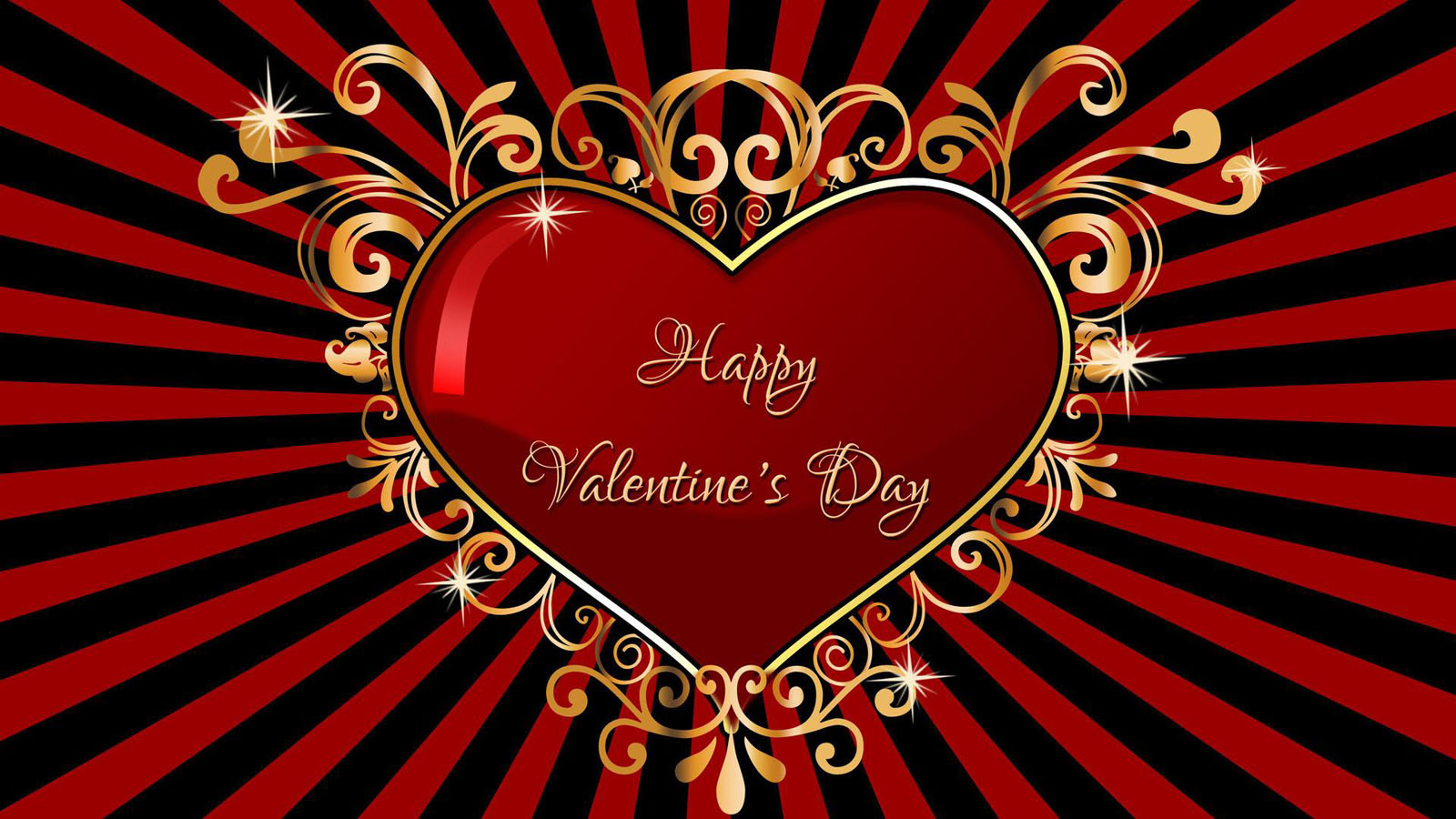 Happy Valentines Day Wallpapers HD 1600x900