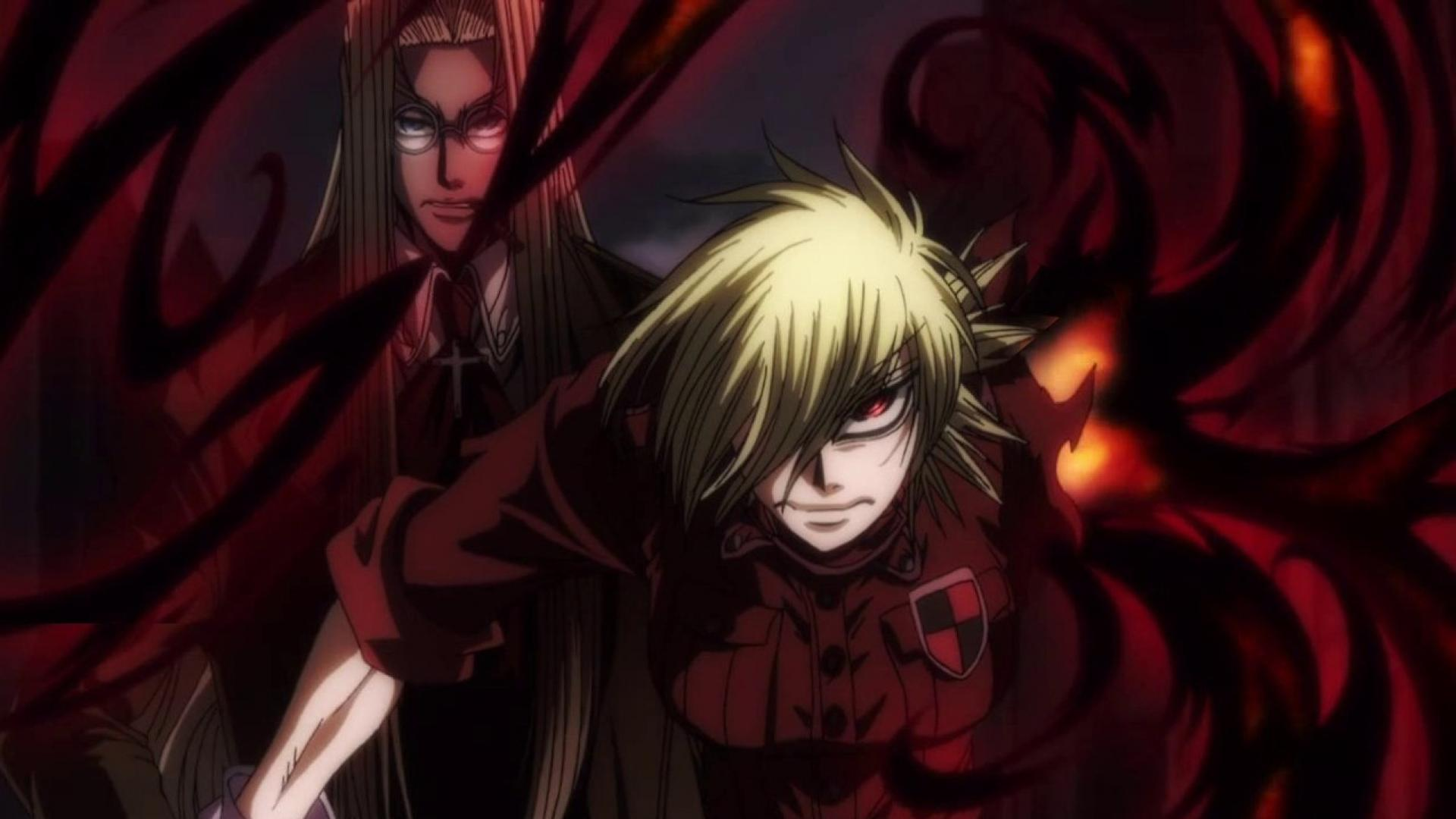 Seras victoria hellsing ultimate wallpaper 74127 1920x1080