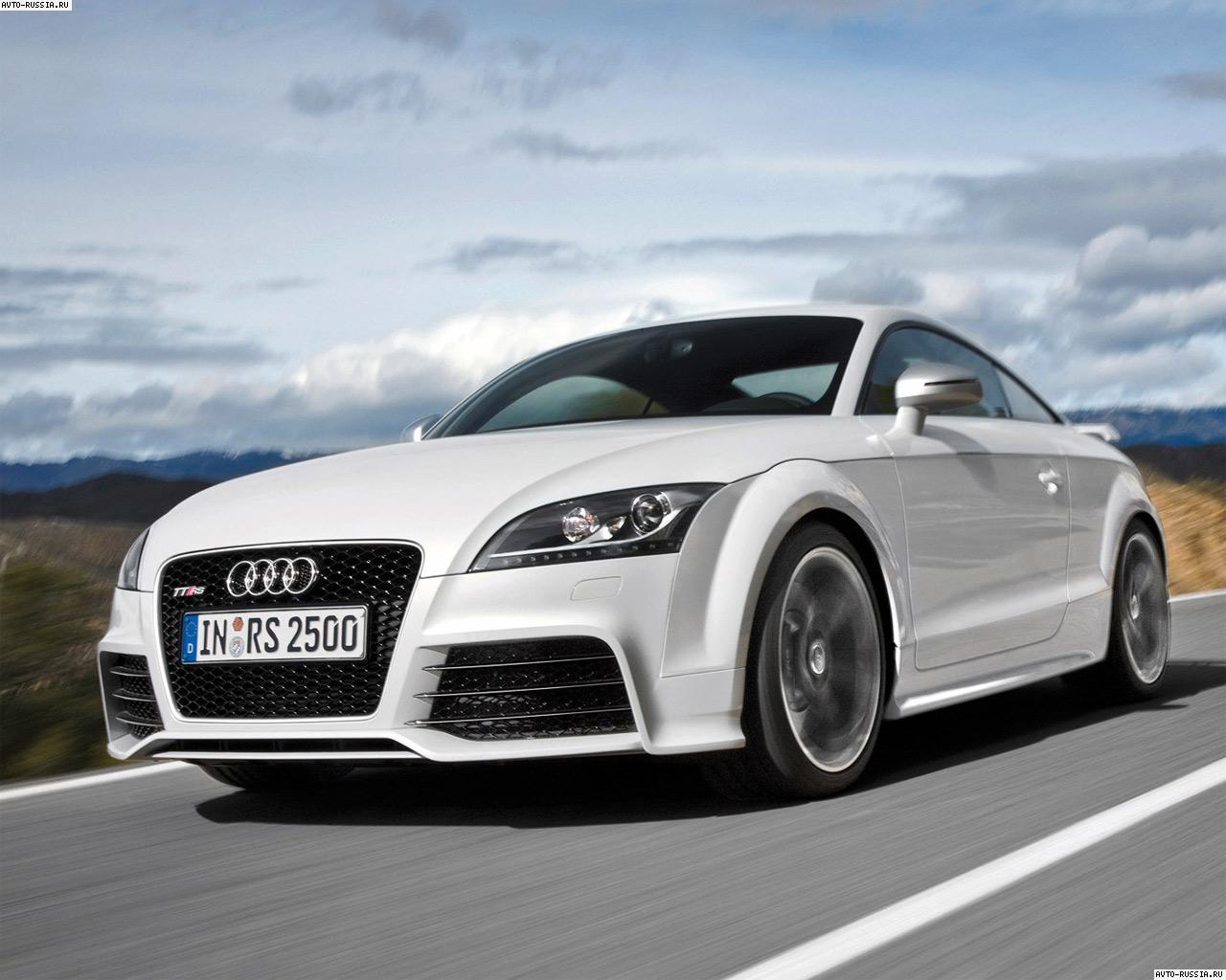 Audi TT RS Wallpapers HD Download 1280x1024