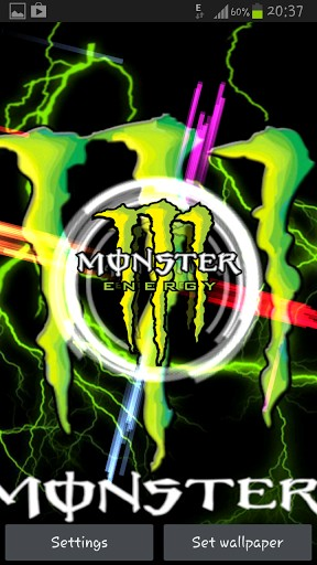 Download Monster Energy Live Wallpaper for Android by Anurag 288x512