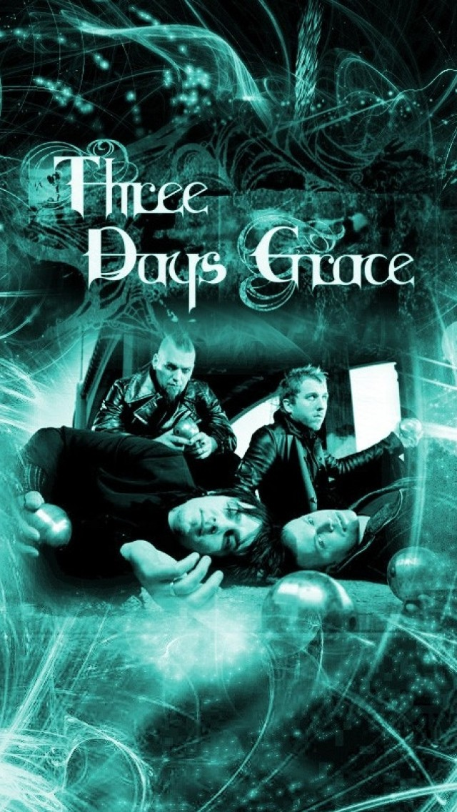 Source URL httpimgarcadecom1three days grace wallpaper 640x1136