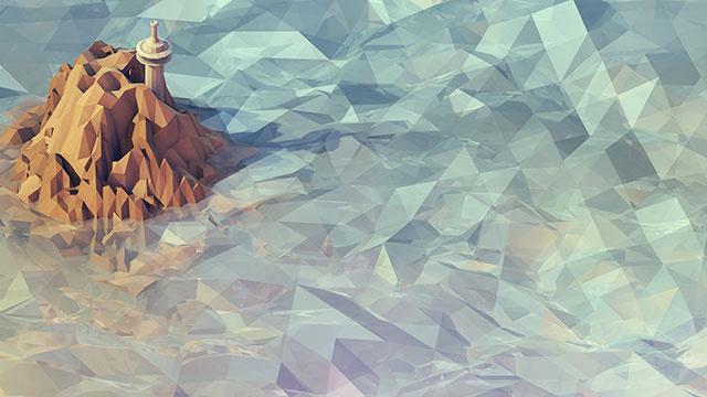 Weekly Wallpaper Render Up Your Desktop To Polygon Art Lifehacker 640x360