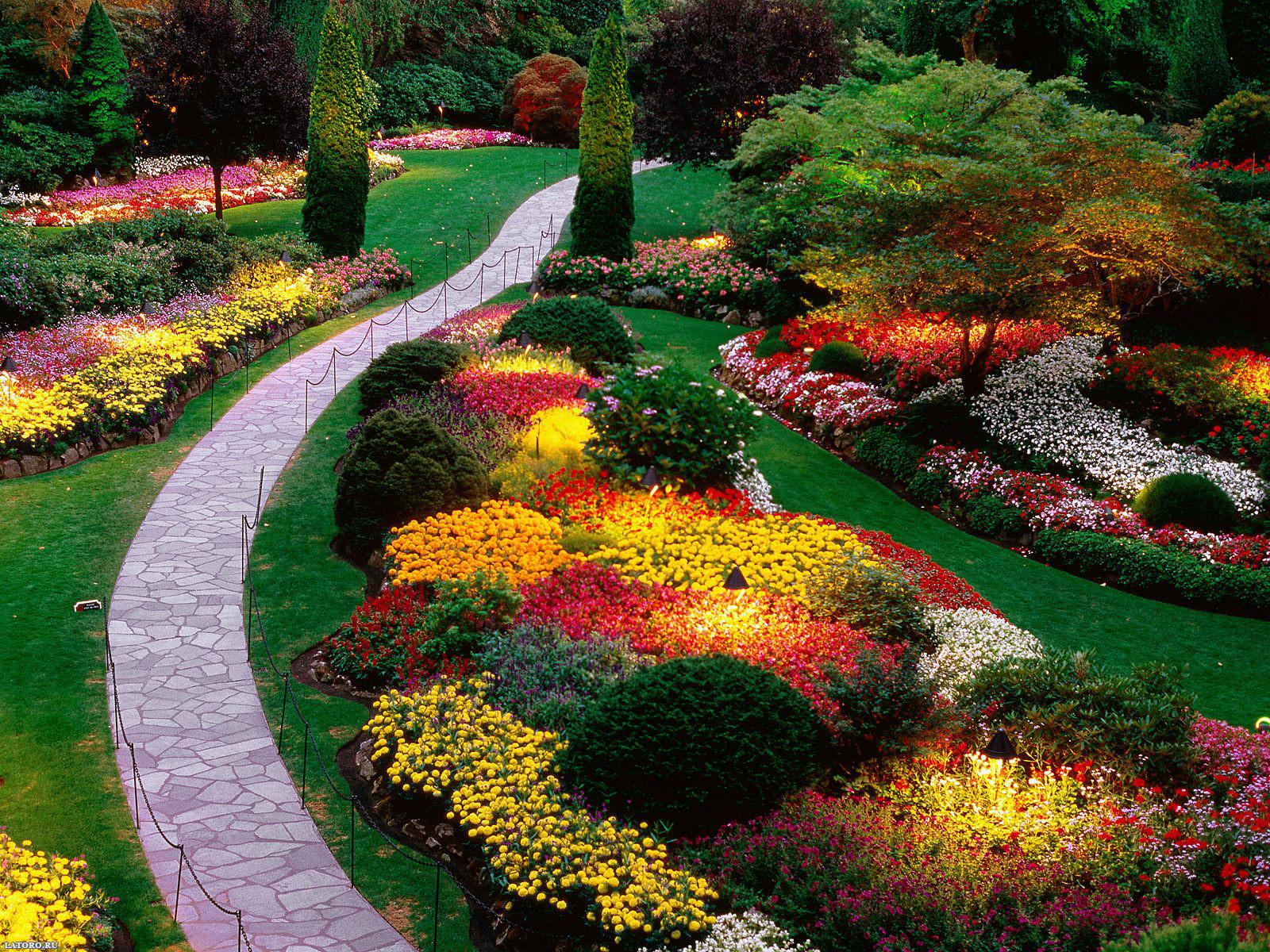 Sunken Garden Desktop Wallpapers FREE on Latorocom 1600x1200
